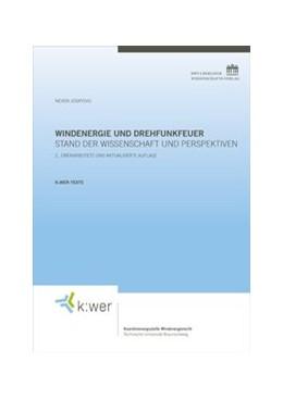 Abbildung von Josipovic | Windenergie und Drehfunkfeuer | 2019 | Stand der Wissenschaft und Per...