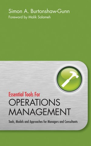 Abbildung von Burtonshaw-Gunn | Essential Tools for Operations Management | 1. Auflage | 2010