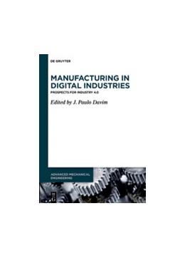 Abbildung von Davim   Manufacturing in Digital Industries   1. Auflage   2020   beck-shop.de