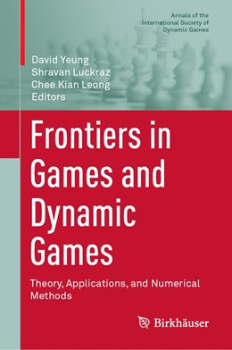 Abbildung von Yeung / Luckraz / Leong | Frontiers in Games and Dynamic Games | 1st ed. 2020 | 2020 | Theory, Applications, and Nume... | 16