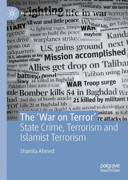 Abbildung von Ahmed | The 'War on Terror', State Crime & Radicalization | 1st ed. 2020 | 2020 | A Constitutive Theory of Radic...