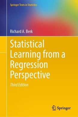 Abbildung von Berk | Statistical Learning from a Regression Perspective | 3rd ed. 2020 | 2020