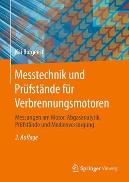 Abbildung von Borgeest | Messtechnik und Prüfstände für Verbrennungsmotoren | 2., aktualisierte und erweiterte Aufl. 2020 | 2020 | Messungen am Motor, Abgasanaly...