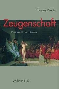 Abbildung von Weitin | Zeugenschaft | 1. Aufl. 2009 | 2009