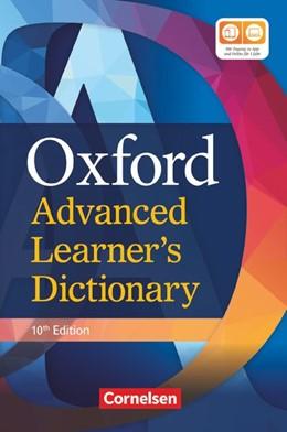 Abbildung von Oxford Advanced Learner's Dictionary B2-C2 (10th Edition) mit Online-Zugangscode | 10. Auflage | 2020 | beck-shop.de