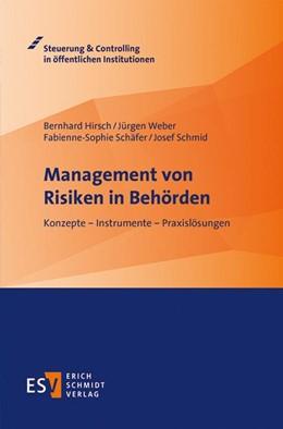 Abbildung von Hirsch / Weber / Schäfer | Management von Risiken in Behörden | 2020 | Konzepte – Instrumente – Praxi...