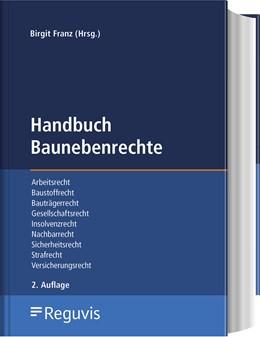Abbildung von Franz (Hrsg.)   Handbuch Baunebengesetze   2. Auflage   2020   beck-shop.de