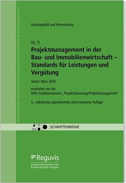 Abbildung von Untersuchungen zum Leistungsbild, zur Honorierung und zur Beauftragung von Projektmanagementleistungen in der Bau- und Immobilienwirtschaft | 5. Auflage | 2020 | 9 | beck-shop.de