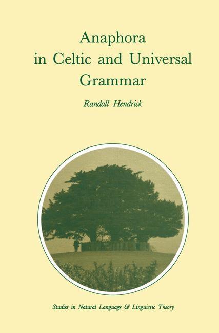 Abbildung von Hendrick   Anaphora in Celtic and Universal Grammar   1988