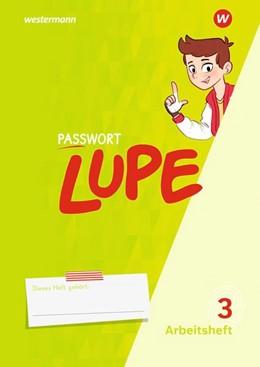 Abbildung von PASSWORT LUPE - Sprachbuch 3. Arbeitsheft | 1. Auflage | 2020 | beck-shop.de