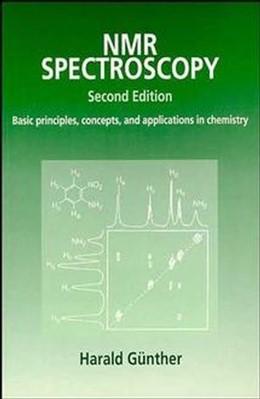 Abbildung von Günther | NMR Spectroscopy | 2. Auflage | 1995 | Basic Principles, Concepts and...