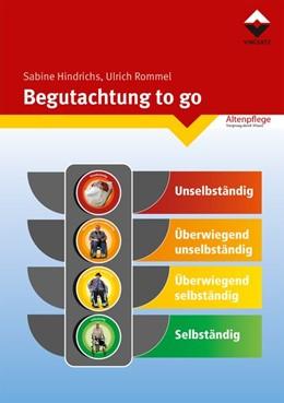 Abbildung von Hindrichs / Rommel | Begutachtung to go | 2019