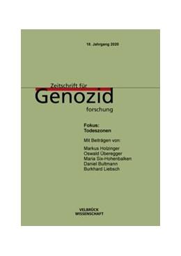 Abbildung von Dabag / Platt | Zeitschrift für Genozidforschung | 1. Auflage | 2020 | beck-shop.de