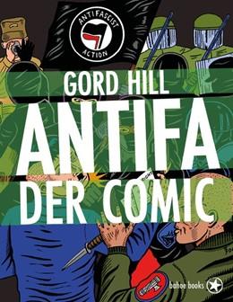 Abbildung von Hill | Antifa | 2020 | Der Comic