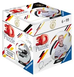 Abbildung von DFB-Nationalspieler Julian Brandt. 3D Puzzle 54 Teile | 1. Auflage | 2020 | beck-shop.de