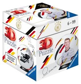 Abbildung von DFB-Nationalspieler Toni Kroos. 3D Puzzle 54 Teile   2020