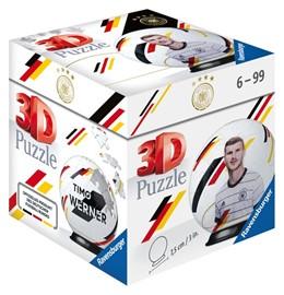 Abbildung von DFB-Nationalspieler Timo Werner. 3D Puzzle 54 Teile | 1. Auflage | 2020 | beck-shop.de