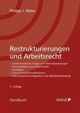 Abbildung von Maier | Restrukturierungen und Arbeitsrecht | 2. Auflage | 2019 | beck-shop.de