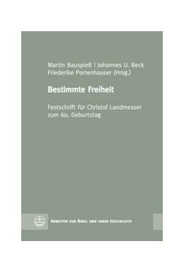 Abbildung von Bauspieß / Beck / Portenhauser | Bestimmte Freiheit | 2020 | Festschrift für Christof Landm... | 64