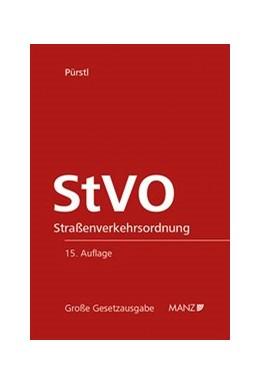 Abbildung von Pürstl | Straßenverkehrsordnung StVO | 15. Auflage | 2019 | beck-shop.de
