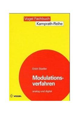 Abbildung von Stadler | Modulationsverfahren | 8., veränd. Aufl. | 2000 | Analoge und digitale Modulatio...