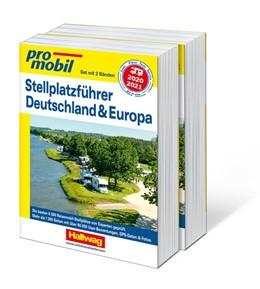 Abbildung von Stellplatzführer Deutschland & Europa 2020/2021   1. Auflage   2020   Set mit 2 Bänden