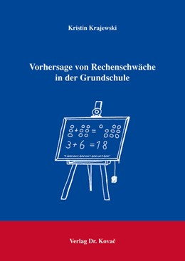 Abbildung von Krajewski | Vorhersage von Rechenschwäche in der Grundschule | 2008 | 29