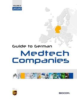 Abbildung von 5th Guide to German Medtech Companies 2020 | 5. Auflage | 2020 | beck-shop.de