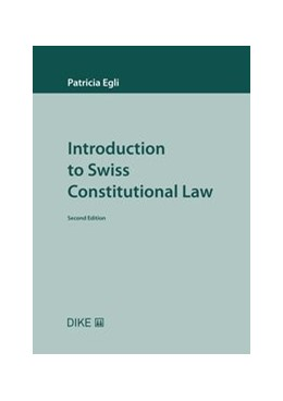 Abbildung von Egli | Introduction to Swiss Constitutional Law | 2. Auflage | 2020 | beck-shop.de