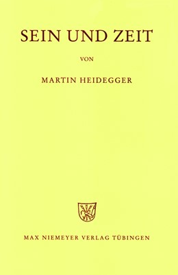 Abbildung von Heidegger | Sein und Zeit | 2006