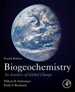 Abbildung von Schlesinger / Bernhardt | Biogeochemistry | 2020 | An Analysis of Global Change