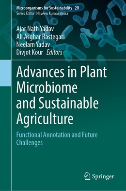 Abbildung von Yadav / Rastegari / Kour | Advances in Plant Microbiome and Sustainable Agriculture | 1st ed. 2020 | 2020 | Functional Annotation and Futu... | 20
