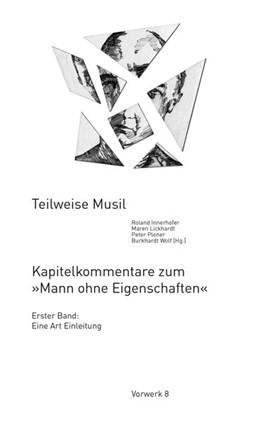 Abbildung von Innerhofer / Lickhardt | Teilweise Musil | 1. Auflage | 2019 | beck-shop.de