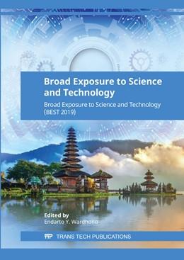Abbildung von Wardhono | Broad Exposure to Science and Technology | 1. Auflage | 2020 | beck-shop.de