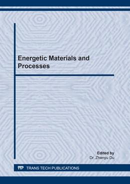 Abbildung von Du | Energetic Materials and Processes | 1. Auflage | 2020 | Volume 980 | beck-shop.de