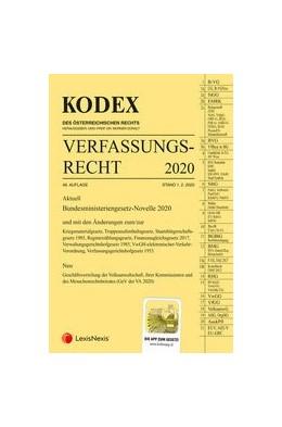 Abbildung von Doralt | KODEX Verfassungsrecht 2020 | 48. Auflage 2020 | 2020