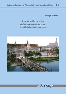 Abbildung von Ditchen | Schlesische Hochschulen | 1. Auflage | 2020 | 14 | beck-shop.de