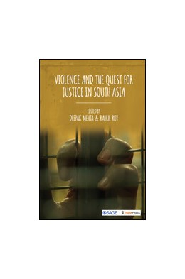 Abbildung von Mehta / Roy | Violence and the Quest for Justice in South Asia | First Edition | 2018