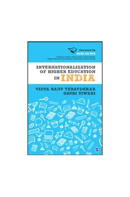 Abbildung von Yeravdekar / Tiwari | Internationalization of Higher Education in India | First Edition | 2016