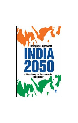 Abbildung von Agarwala | India 2050 | First Edition | 2014 | A Roadmap to Sustainable Prosp...