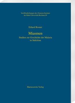 Abbildung von Rosner   Miasmen   1. Auflage   2020   beck-shop.de