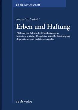 Abbildung von Osthold   Erben und Haftung   1. Auflage   2020   beck-shop.de