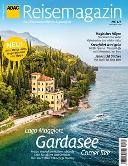 Abbildung von ADAC Reisemagazin Nr. 175 März/April 2020 | 2020 | Lago Maggiore - Gardasee - Con...