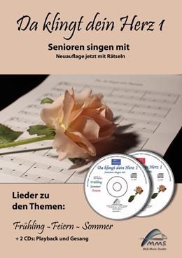 Abbildung von Hoffmann | Da klingt dein Herz 1 (inkl. 2 Begleit-CDs) | 2020 | Senioren singen mit. 15 Lieder...