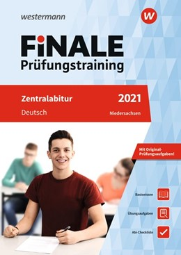 Abbildung von Krogoll / Rothämel | FiNALE Prüfungstraining 2021 Zentralabitur Niedersachsen. Deutsch | 1. Auflage | 2020 | beck-shop.de