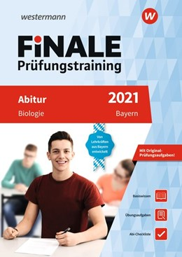 Abbildung von Kretzinger / Mandl | FiNALE Prüfungstraining 2021 Abitur Bayern. Biologie | 1. Auflage | 2020 | beck-shop.de