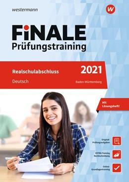 Abbildung von Hauser / Junker | FiNALE Prüfungstraining 2021 Realschulabschluss Baden-Württemberg. Deutsch | 1. Auflage | 2020 | beck-shop.de