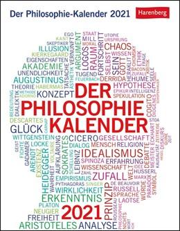 Abbildung von Roth / Harenberg   Der Philosophie-Kalender 2021   1. Auflage   2020   beck-shop.de