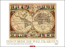 Abbildung von Weingarten | Historische Weltkarten - Kalender 2021 | 2020 | Wie das Bild der Welt entstand