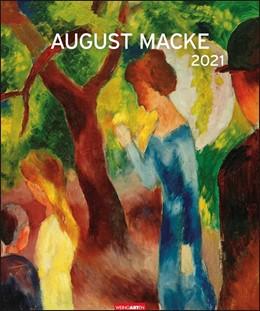 Abbildung von Weingarten   August Macke - Kalender 2021   2020
